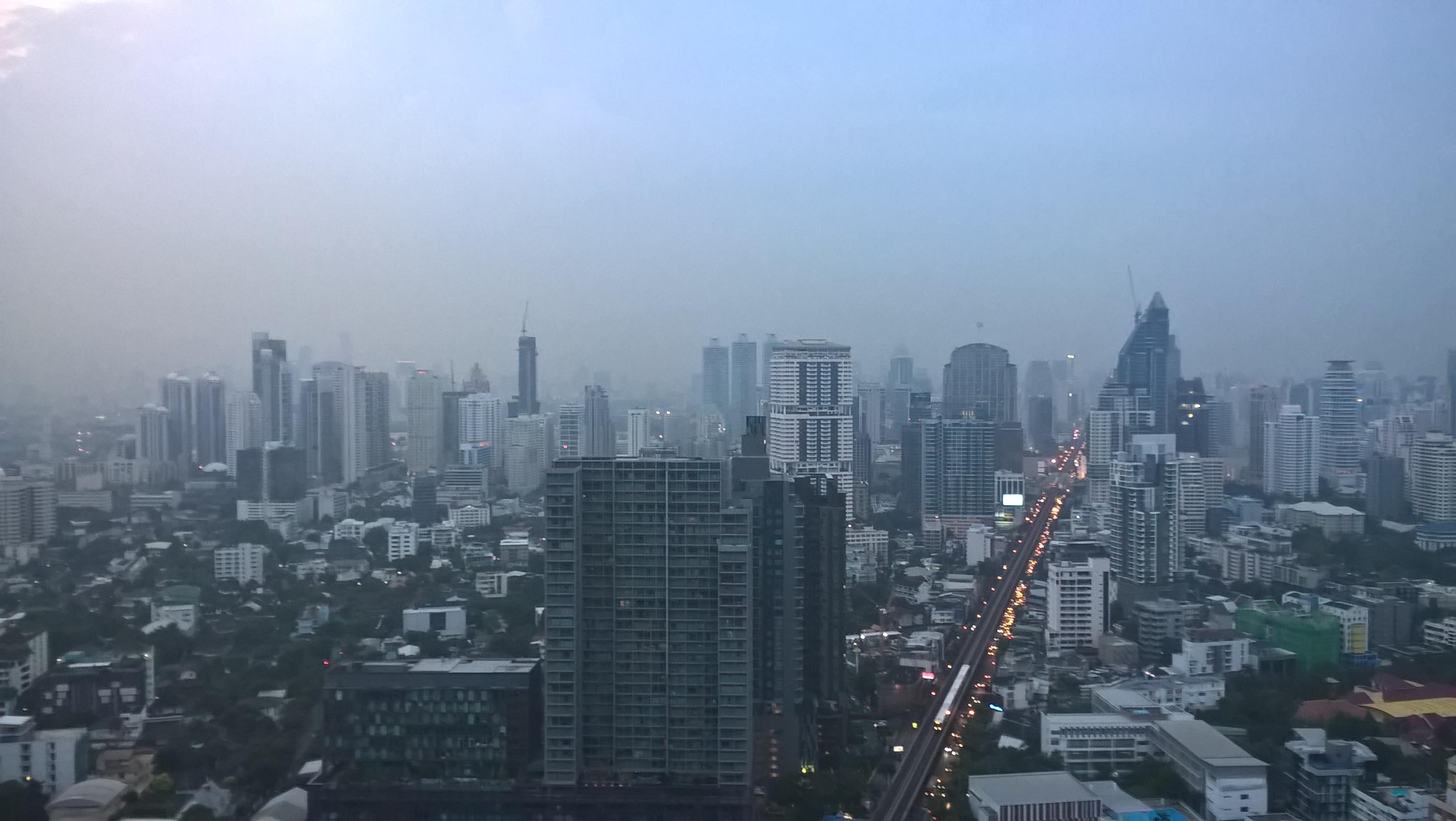 Bangkok Roof top Above eleven